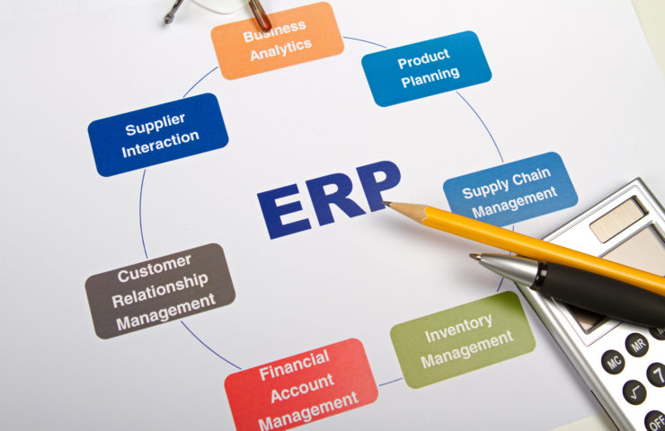 ERP, management