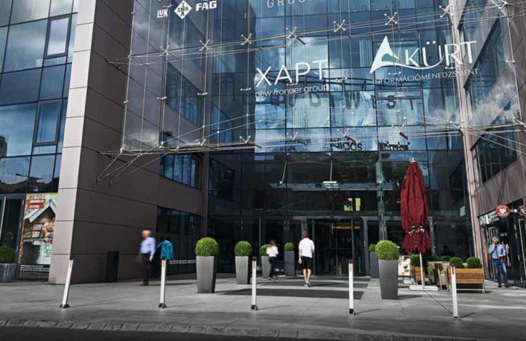 XAPT office