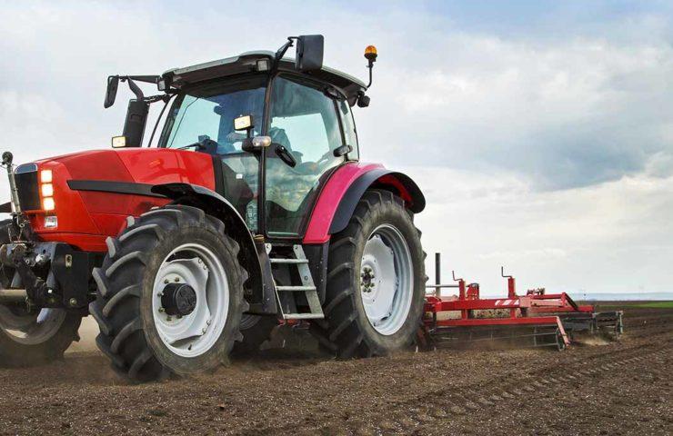 tractor, agricultrue