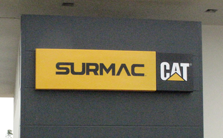 Surmac CAT, ERP, DMS software, system, reference