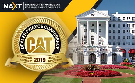 2019 CAT Dealer Finance Conference